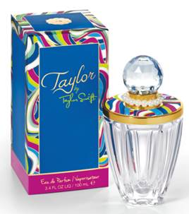 Give Mom the scent of spring with Taylor by Taylor Swift