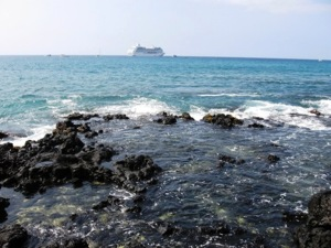 Royal Princess in Kona from Huggos