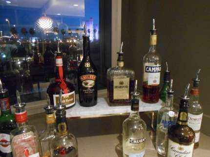 booze club lounge